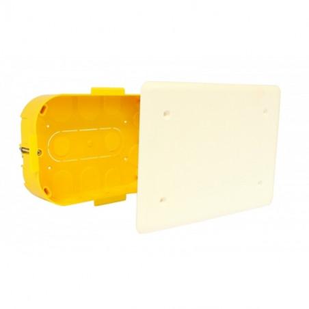 LEGRAND - BOÎTE POUR DÉRIVATION BATIBOX - CLOISON SÈCHE - 160X105X40 MM - COUV 190 X 135