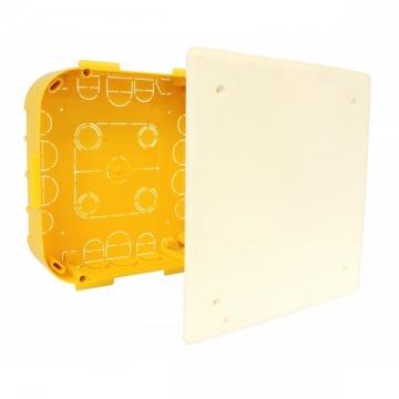 LEGRAND - BOITE POUR DERIVATION BATIBOX - CLOISON SECHE - 170X170X50MM - COUV 195X195