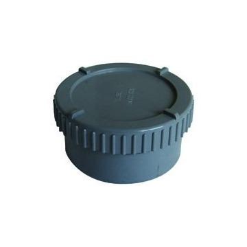 INTERPLAST - BOUCHON PVC DIAM 50MM
