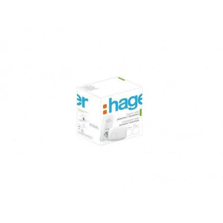 HAGER - PACK 10 MEL+FLASH 230V DETECTEUR