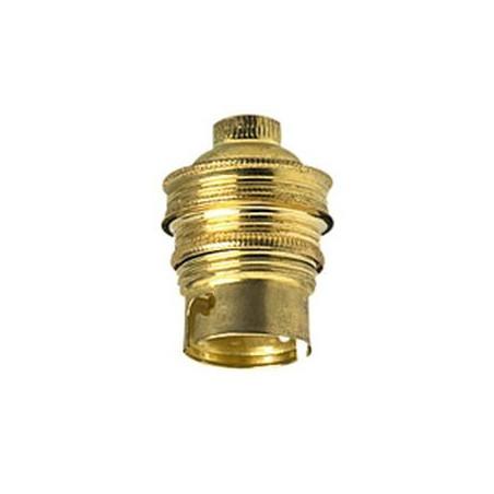 Legrand - 50 douilles à double bague métallique - Culot B22
