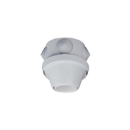 LEGRAND - DOUILLE PATÈRE PLEXO B22 - 250 V~ - GRIS
