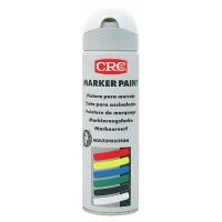CRC - PEINTURE AEROSOL MARKER PAINT BLANC  500 ML