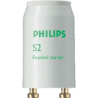 PHILIPS - S2 4-22W SER 220-240V WH EUR/12X25CT