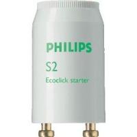 PHILIPS - S2 4-22W SER 220-240V WH EUR/1000