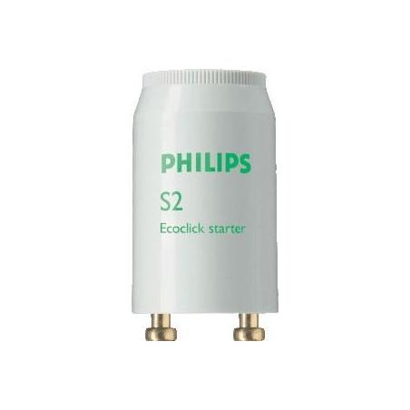 PHILIPS - S2 4-22W SINGLE/SERIE VRAC