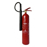 EXTINCTEUR CO² 5 KG-CLASSE DE FEU BE-PRESSION PERMANENTE