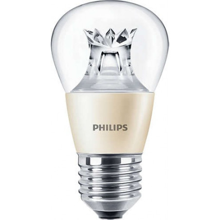 PHILIPS - MAS LEDLUSTRE DT 4-25W E27 P48 CL