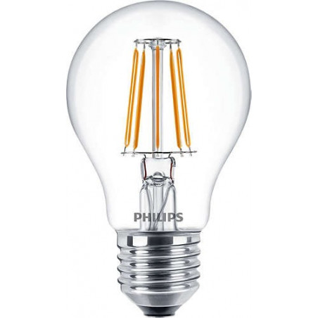 PHILIPS - CLA LEDBULB ND 4.3-40W E27 WW A60 CL