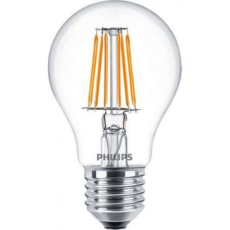 PHILIPS - CLA LEDBULB ND 7.5-60W E27 WW A60 CL