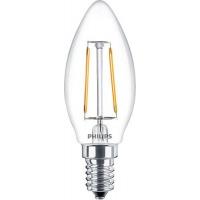 PHILIPS - CLA LEDCANDLE ND 2.3-25W E14 WW B35 CL