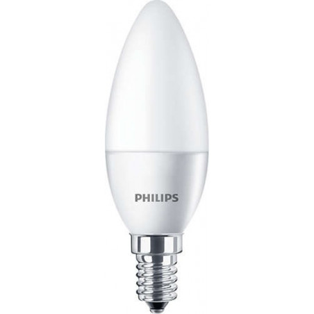 PHILIPS - COREPRO CANDLE ND 5.5-40W E14 827 B35 FR