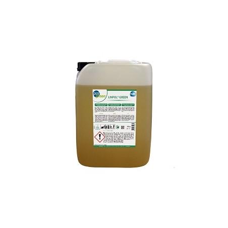 Pollet - Détergent pour sols Linpol Green - 10 L