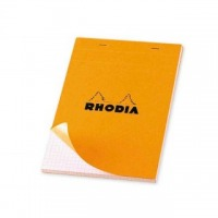 RHODIA - BLOC A4 80 FEUILLES 80G