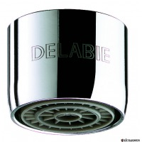 DELABIE - 2 X AERATEURS ANTITARTRE F22 + JOINT ECO