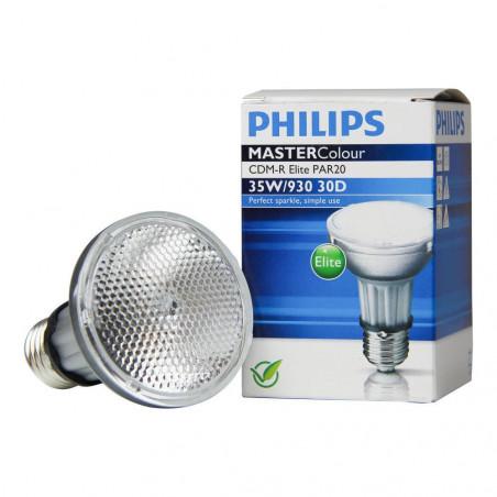 PHILIPS - MC CDM-R ELITE 35W/930 E27 PAR20 30D