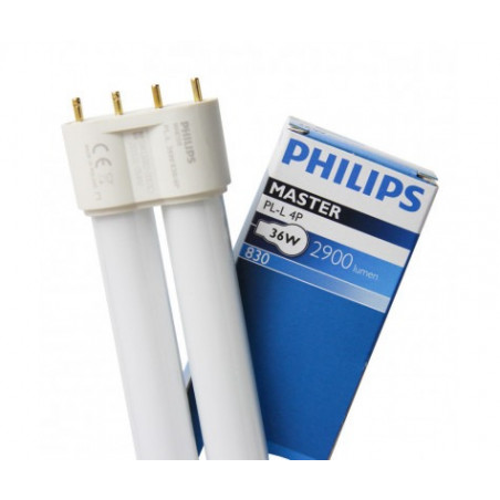 PHILIPS - MASTER PL-L 36W/830/4P 1CT/25