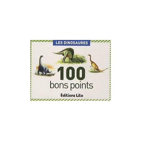 FEUILLE DE BONS POINTS - MINIMUM 100