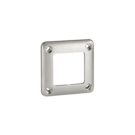 LEGRAND - PLAQUE 1 POSTE - 110 X 110 MM